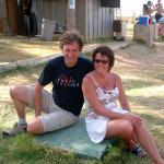 Helga & Heinz am Strand in Varadero bei 35°