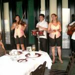 "Geburtstagsfeier für Helga im Restaurant ""Las Americanas"" in Varadero"