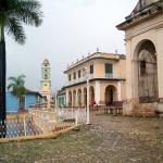 Trinidad - Plaza Major
