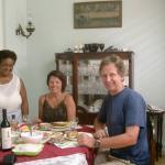 Trinidad - Abendessen im Casa Partikular (Privatunterkunft)