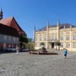 Marktplatz von Bützow